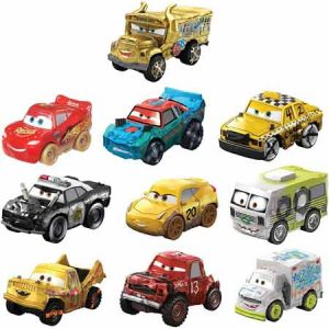 pack coches cars 3 - Disney